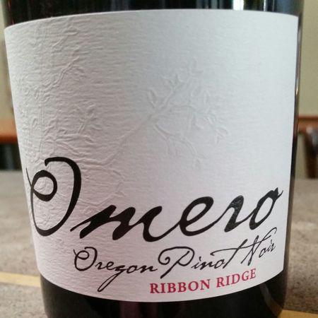 Omero Cellars Willamette Valley Pinot Noir 2015