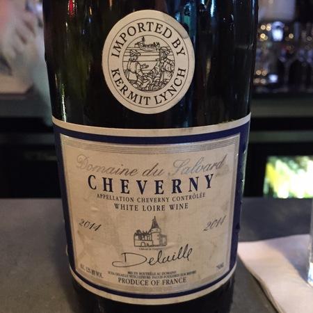 Domaine Delaille Cheverny Sauvignon Blanc Blend 2014