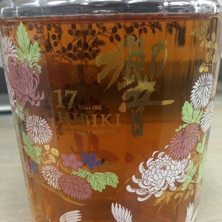 Suntory 17 Years Old Hibiki Blended Whisky NV