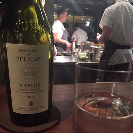 Domaine Marquis d'Angerville Trois Cépages Arbois Pinot Noir Trousseau Poulsard 2015