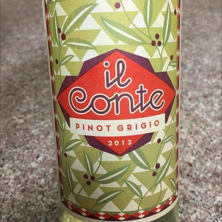 Il Conte Veneto Pinot Grigio 2015