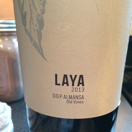 Bodegas Atalaya Laya Old Vines Garnacha Blend 2016