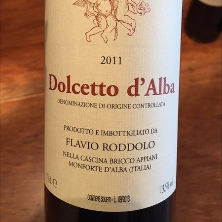 Flavio Roddolo Dolcetto d'Alba  2013