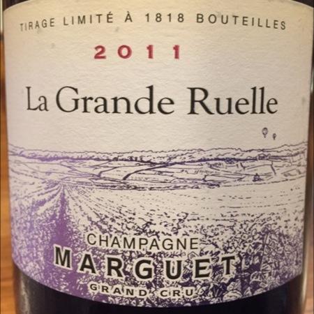 Marguet Père et Fils Marguet Père et Fils Champagne La Grande Ruelle 2011