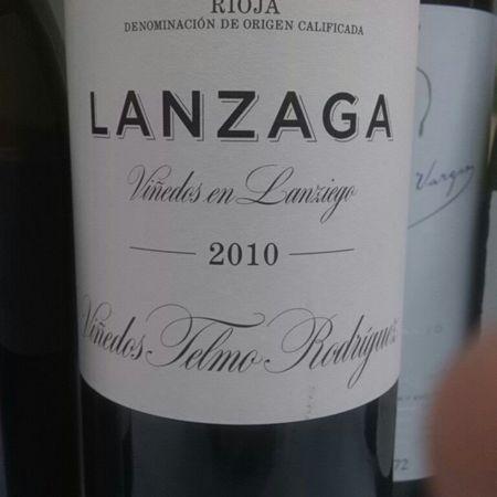 Telmo Rodríguez Lanzaga Rioja Tempranillo 2010