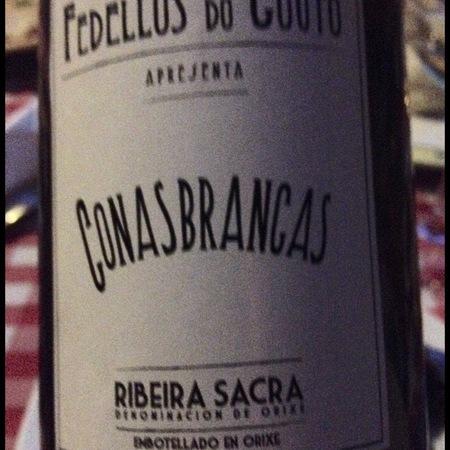 Fedellos Do Couto Conasbrancas Ribeira Sacra White Blend 2014