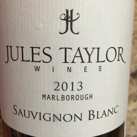 Jules Taylor Marlborough Sauvignon Blanc 2016