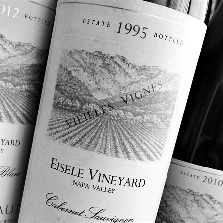 Araujo Estate Eisele Vineyard Cabernet Sauvignon 1995