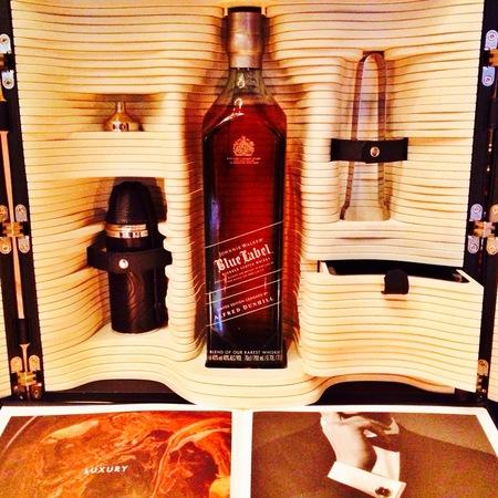Johnnie Walker Blue Label Blended Scotch Whisky NV