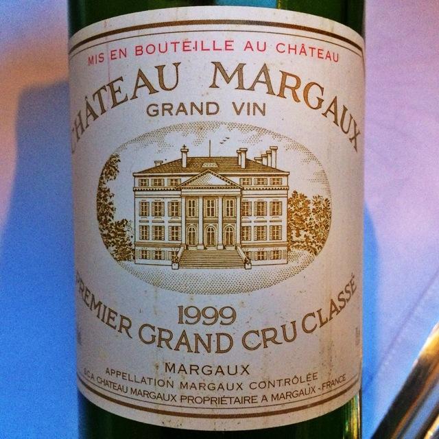 Margaux Red Bordeaux Blend 2003