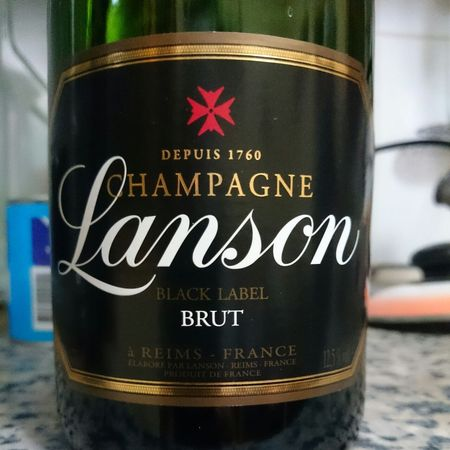 Lanson Black Label Brut Champagne Blend NV