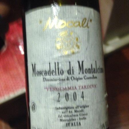 Mocali Moscadello di Montalcino NV