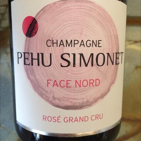 Pehu Simonet Face Nord Grand Cru Rosé Champagne NV