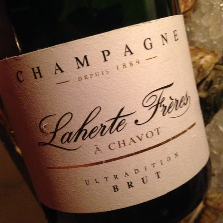 Laherte Frères Ultradition Brut Champagne Blend NV