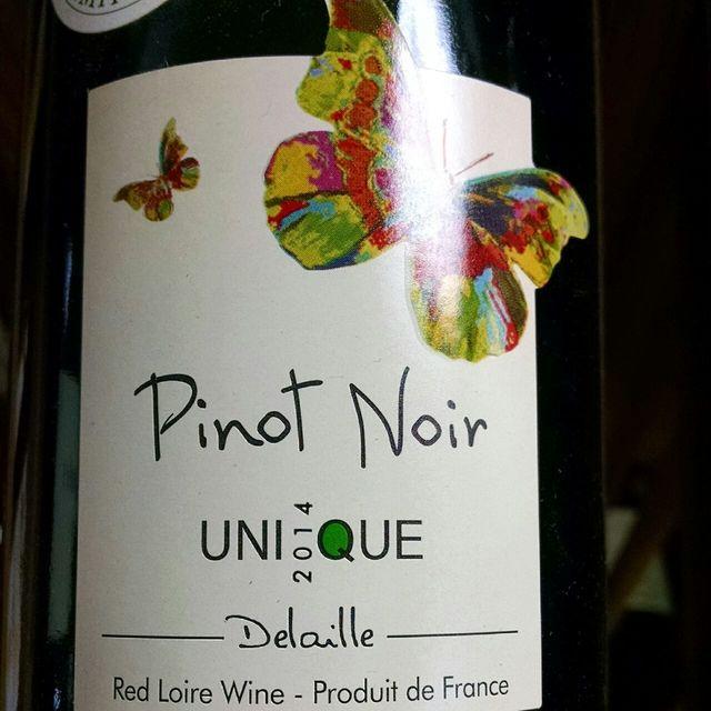 Delaille Unique Pinot Noir 2014
