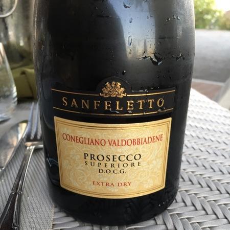 Sanfeletto Conegliano Valdobbiadene Extra Dry Prosecco Superiore (1500ml)