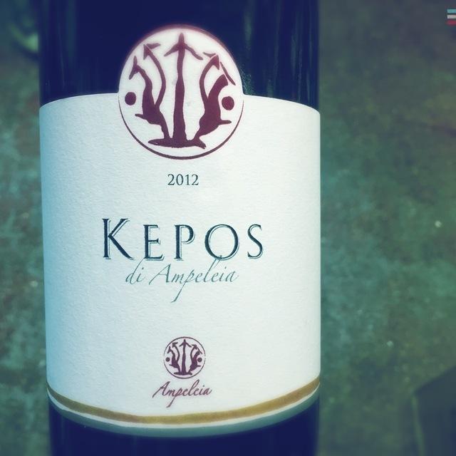 Kepos Super Tuscan Blend 2012