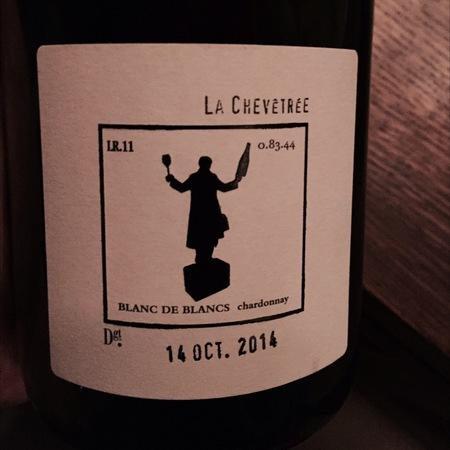 Charles Dufour La Chevêtrée Blanc de Blancs Chardonnay