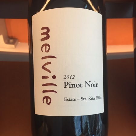 Melville Estate Santa Rita Hills Pinot Noir 2014