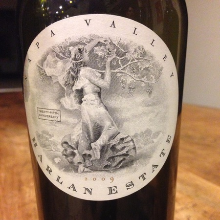 Harlan Estate Napa Valley Proprietary Red Blend 2013