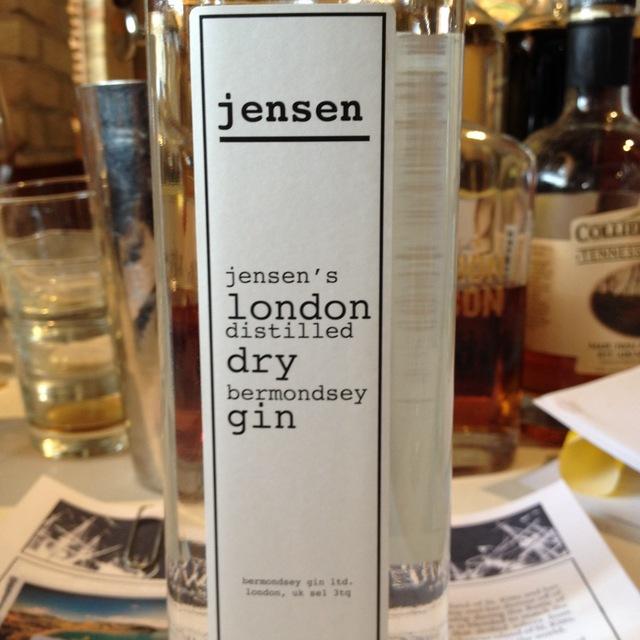 London Distilled Dry Bermondsey Gin NV