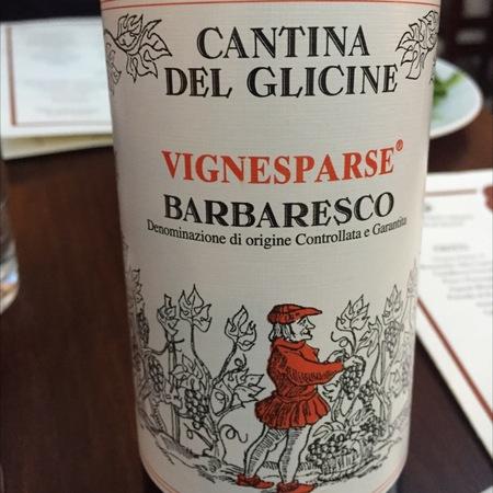 Cantina Del Glicine Vignesparse Barbaresco Nebbiolo 2013