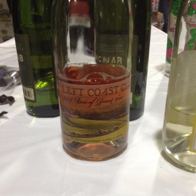 Willamette Valley Rosé of Pinot Noir 2015