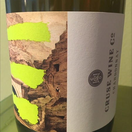 Cruse Wine Co. Rorick Vineyard Chardonnay 2015