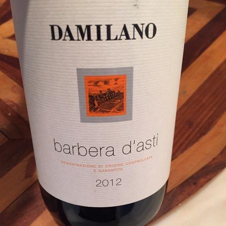 Damilano Barbera d'Asti  2016