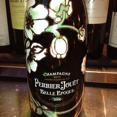 Perrier-Jouët Belle Epoque Brut Champagne Blend 2006