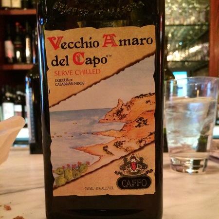 Caffo Vecchio Amaro Del Capo  NV