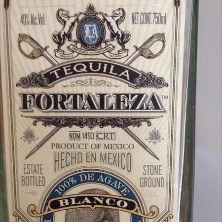 Fortaleza Blanco Tequila NV