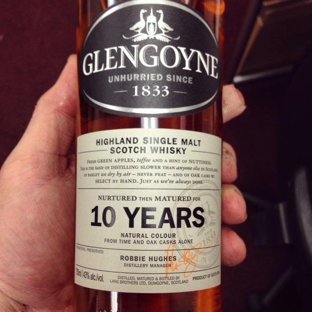 10 Years Old Highland Single Malt Scotch Whisky NV
