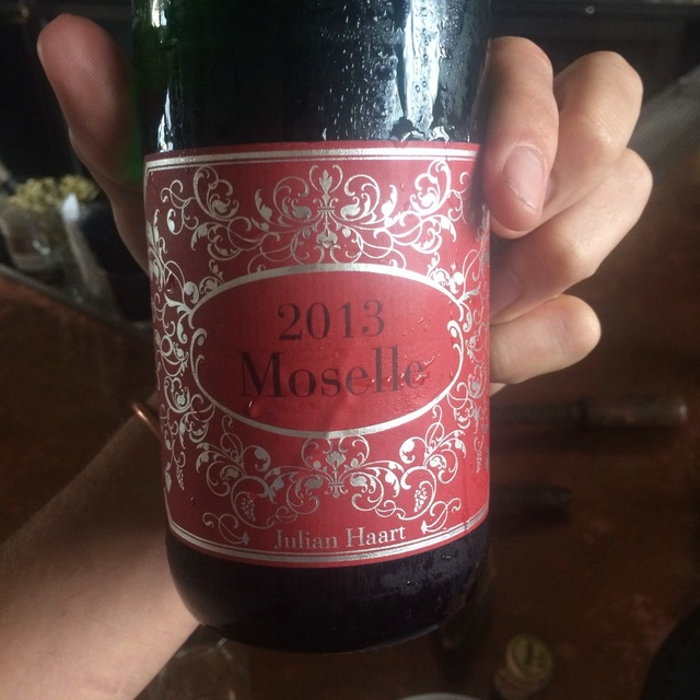 Moselle Riesling 2015