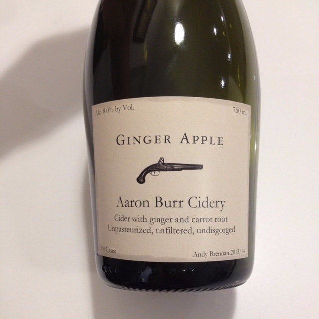 Appinette Grape-Apple Cider 2014 (375ml)