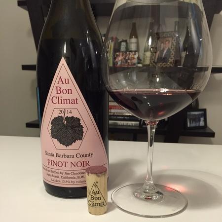 Au Bon Climat Santa Barbara County Chardonnay 2014