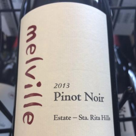 Melville Estate Santa Rita Hills Pinot Noir 2013