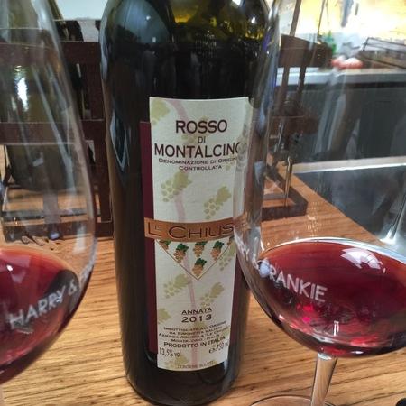 Le Chiuse Rosso di Montalcino Sangiovese 2013