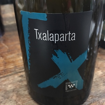 Domaine Bordatto Txalaparta Apple Cider 2014
