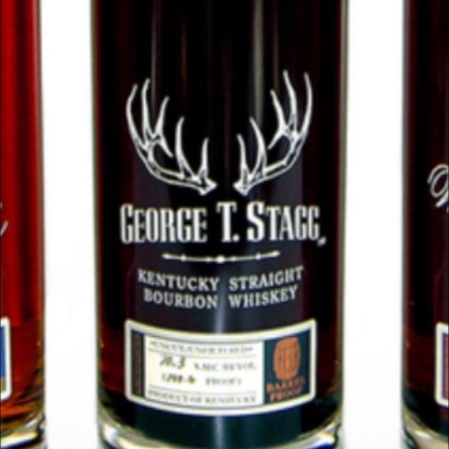 George T. Stagg Limited Edition Barrel Proof Kentucky Straight Bourbon Whiskey NV
