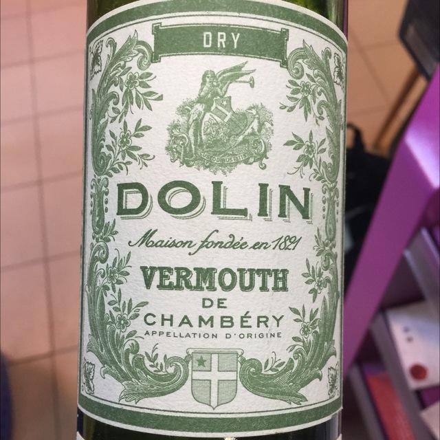 Dry Vermouth de Chambéry NV (375ml)