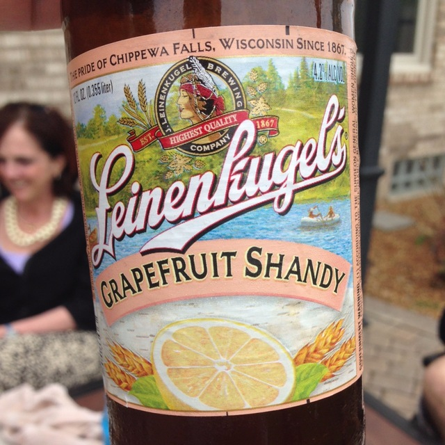 Grapefruit Shandy NV
