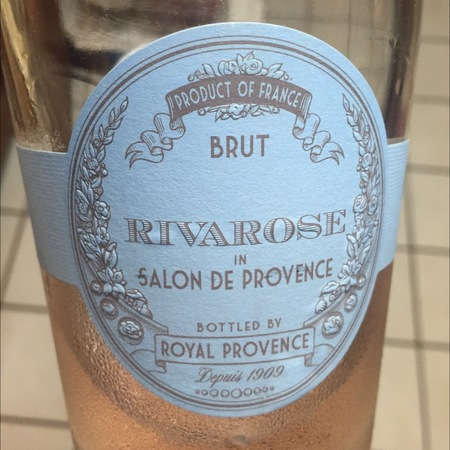 Royal Provence Rivarose in Salon de Provence Brut Rosé Blend