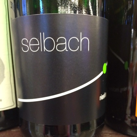 Selbach Incline Riesling 2015