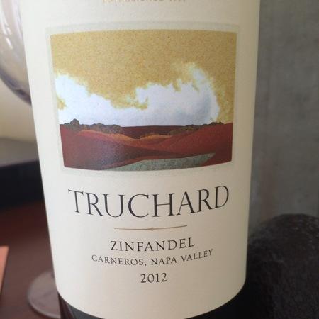Truchard Carneros Zinfandel 2012