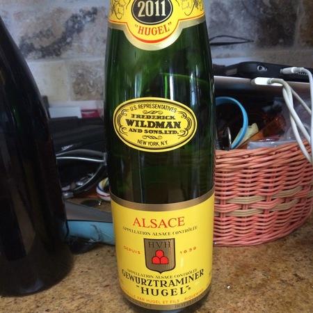 Hugel et Fils Alsace Gewurztraminer 2012