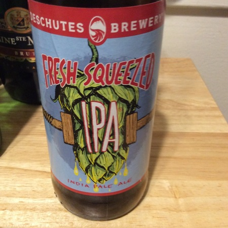 Deschutes Brewery Fresh Squeezed IPA NV