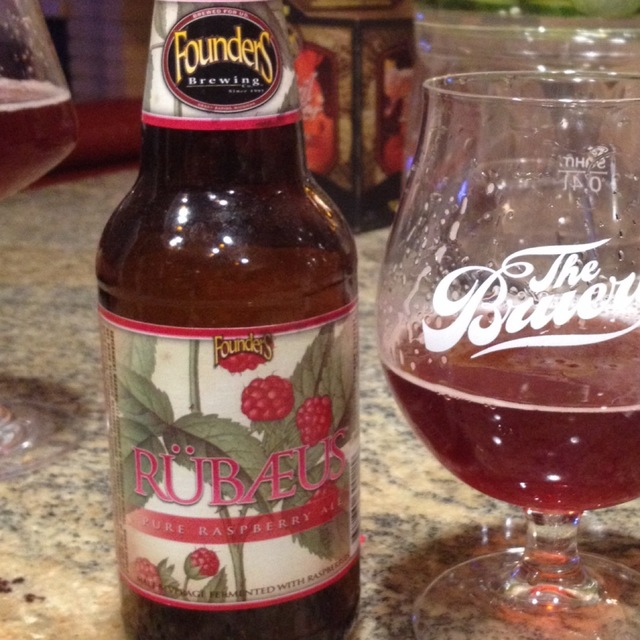 Rübæus Pure Raspberry Ale NV