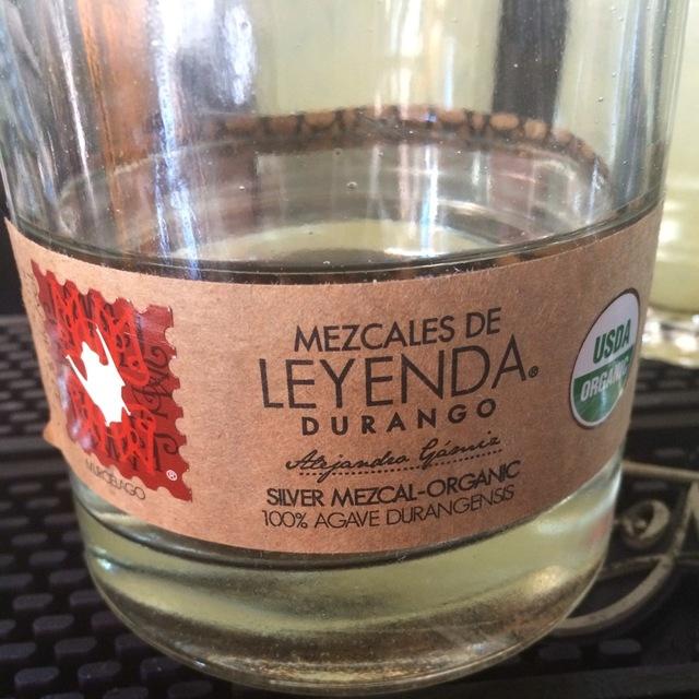 Durango Silver Mezcal-Organic Agave Durangensis NV
