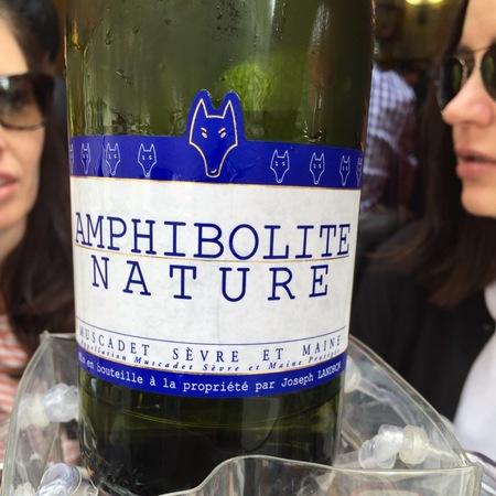 Domaine de la Louvetrie (Landron & Fils) Amphibolite Nature Muscadet de Sèvre-et-Maine Melon de Bourgogne 2016